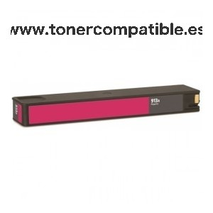 Cartucho compatible HP 913A / HP 973X. Cartucho tinta compatible HP.
