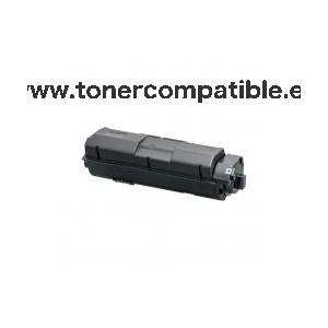 Toner compatible Kyocera TK1170 Negro. Cartuchos de toner compatibles Kyocera.