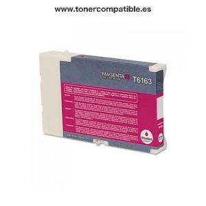 Tinta compatible Epson T6163 Magenta - Tintas compatibles baratas
