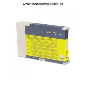 Tinta compatible T6164 Amarillo - Comprar tintas compatibles