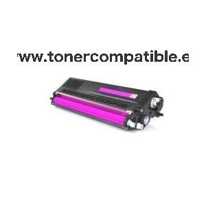 Cartucho toner compatible Brother TN910 Magenta