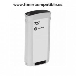 Tintas compatibles HP 727 / Cartuchos tinta compatibles