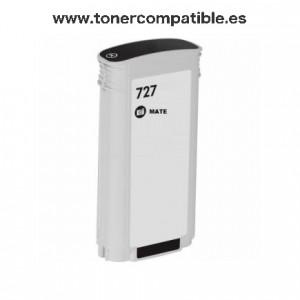 Tinta compatible HP 727 / Cartucho tinta compatible