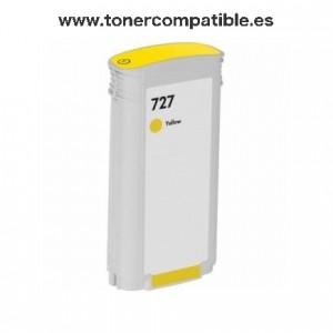 Cartucho de tinta remanufacturado HP 727 / Cartuchos tinta remanufacturados HP