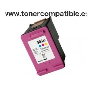 Tinta compatible HP 303XL Tricolor / Tintas compatibles