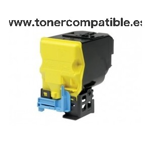 Cartuchos de toner compatible Epson WorkForce AL-C300 Amarillo. Tinta compatible barata