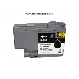 Tintas compatibles Brother LC3237 Negro