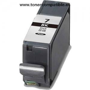 Tintas compatibles Canon PGI7 Negro