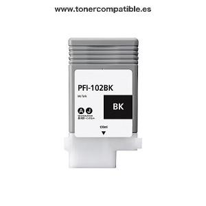 Tintas compatibles Canon PFI102 / Tinta compatible
