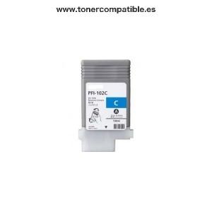 Tinta compatible Canon PFI102 / Tintas compatibles