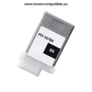 Tintas compatibles Canon PFI107 Negro / Venta tinta compatible