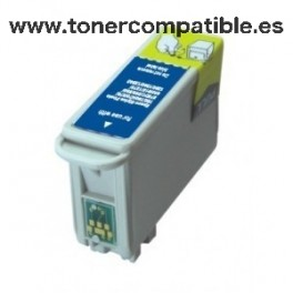 EPSON T007 - C13T00740110 negro 18 ml tinta compatible