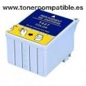 Tinta compatible EPSON T027 Color