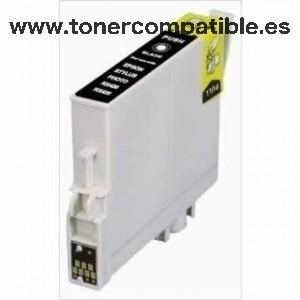 Cartucho de tinta compatible Epson T0422 - Tonercompatible.es