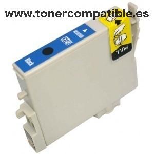 Epson T0481 negro Tinta compatible C13T04814010