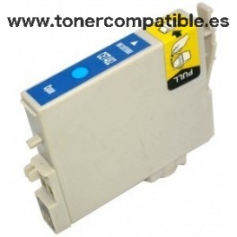 Epson T0482 cyan Tinta compatible C13T04824010