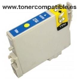 Epson T0484 amarillo Tinta compatible C13T04844010