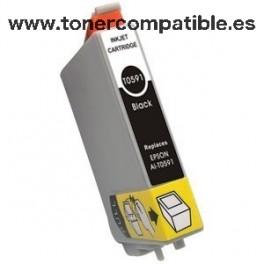 Epson T0591 negro Tinta compatible C13T05914010