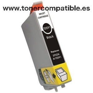 Tinta compatible Epson T0591 / Tonercompatible.es