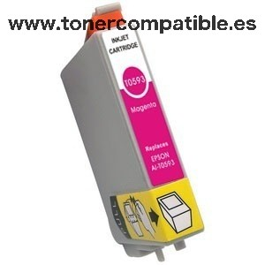 Tinta compatible Epson T0593 - Tonercompatible.es
