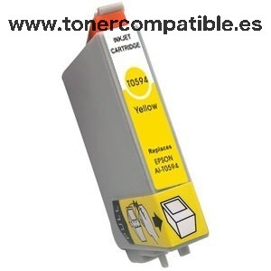 Cartucho tinta compatible Epson T0594 - Tonercompatible.es