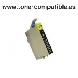 Tinta compatible Epson T0801 Negro