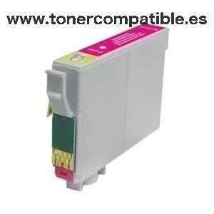 Cartuchos tinta Epson T0803 compatibles / Tonercompatible.es