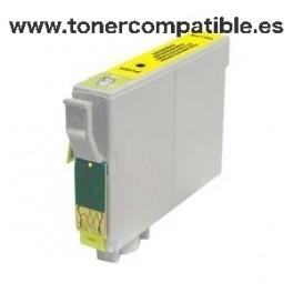 Tinta comptible Epson T0804 Amarillo