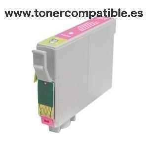 Cartuchos Epson T0806 compatible / Tonercompatible.es
