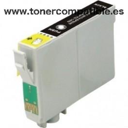 Tinta compatible Epson T0791 Negro