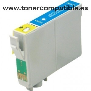 Cartuchos compatibles Epson t0792 / Tonercompatible.es