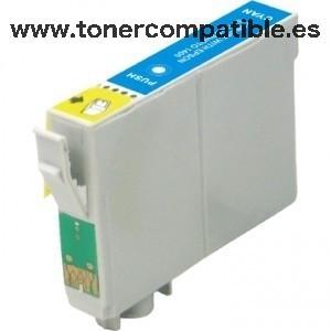 Tinta compatible Epson T0792 Cyan