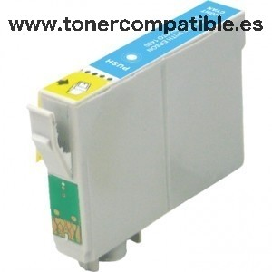 Tinta Epson T0795 compatible / Tonercompatible.es