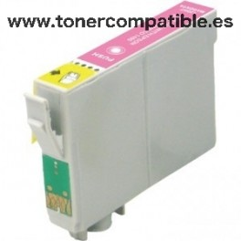Tinta compatible Epson T0796 Photo Magenta