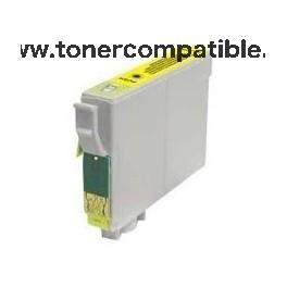 Tinta compatible Epson T0334 Amarillo