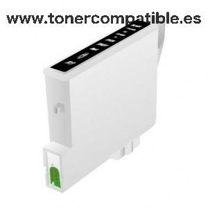 Cartuchos tintas compatibles Epson T0540 / Tinta compatible