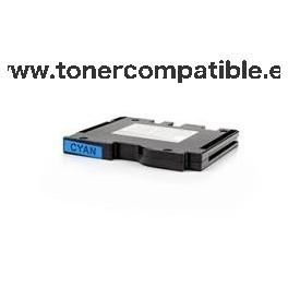 Tinta compatible Ricoh GC41 Cyan