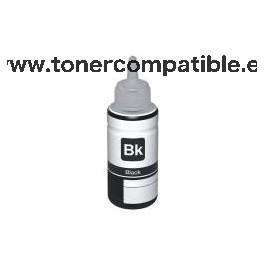 Epson T6641 Negro C13T66414A Tinta compatible