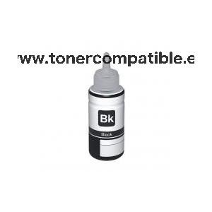 Botella tinta compatible Epson T6641 / Cartuchos tinta Epson C13T66414A