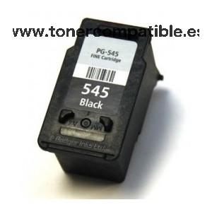 Tinta compatible Canon PG 545XL / Cartuchos tinta Canon 8286B001 compatible
