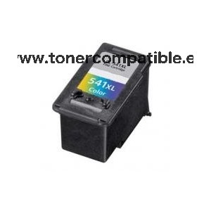 Cartucho compatible Canon CL 541XL / Tinta compatible
