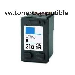 Pack Ahorro de Cartucho compatible HP 21XL - Negro - 20 ML - HP 22XL - Color - 18 ML