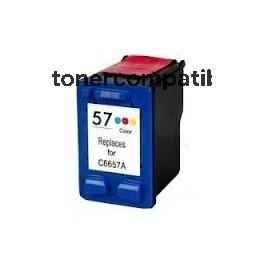 HP 57 Cartucho compatible - Color - 18 ML