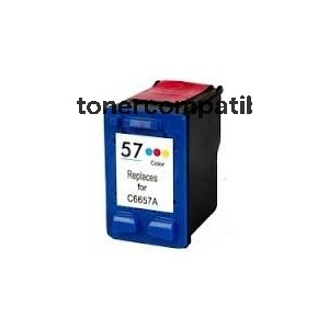 Cartucho tinta compatible HP 57 / Tinta compatible HP 57