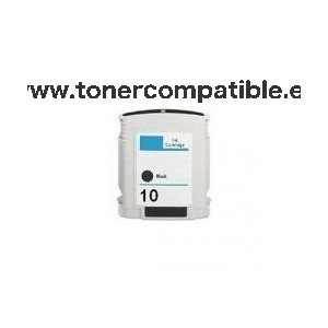Cartuchos tinta compatibles HP 10