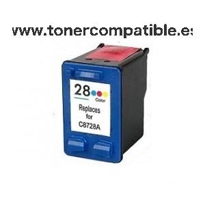 Cartucho tinta compatible HP 28 / HP 28 compatible