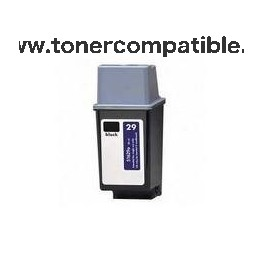 Tinta compatible HP 29 Negro