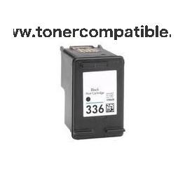 Tinta compatible HP 336 Negro