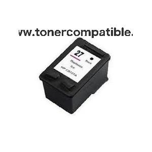 Cartuchos tinta compatibles HP 27 / Tinta compatibles HP 27