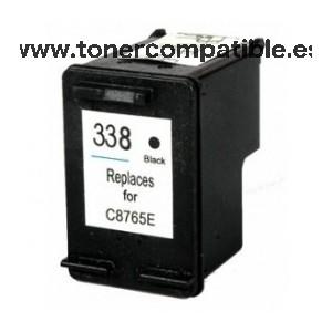 Cartuchos tinta compatibles HP 338 / Tinta compatible barata